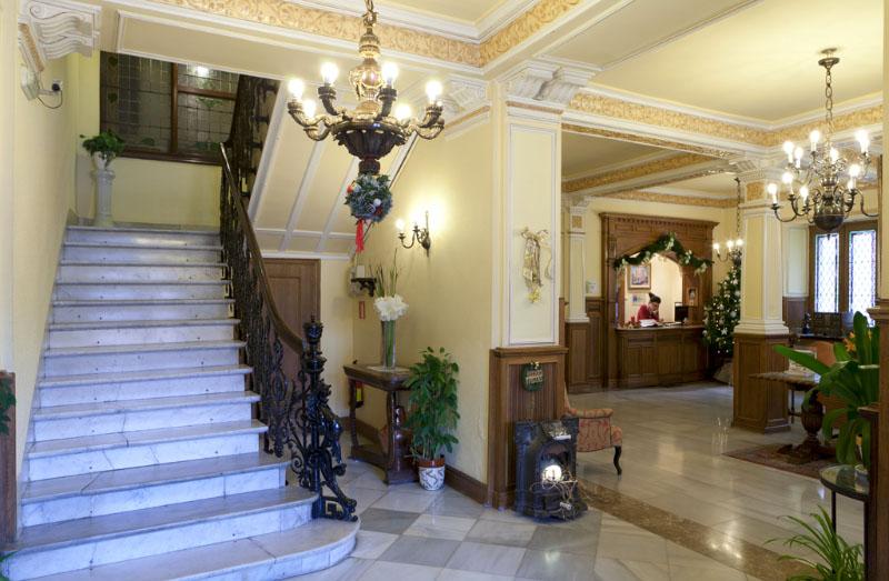 Hotel Norte y Londres    Hall